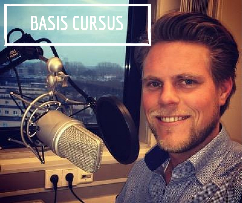 Basis Cursus Podcasten